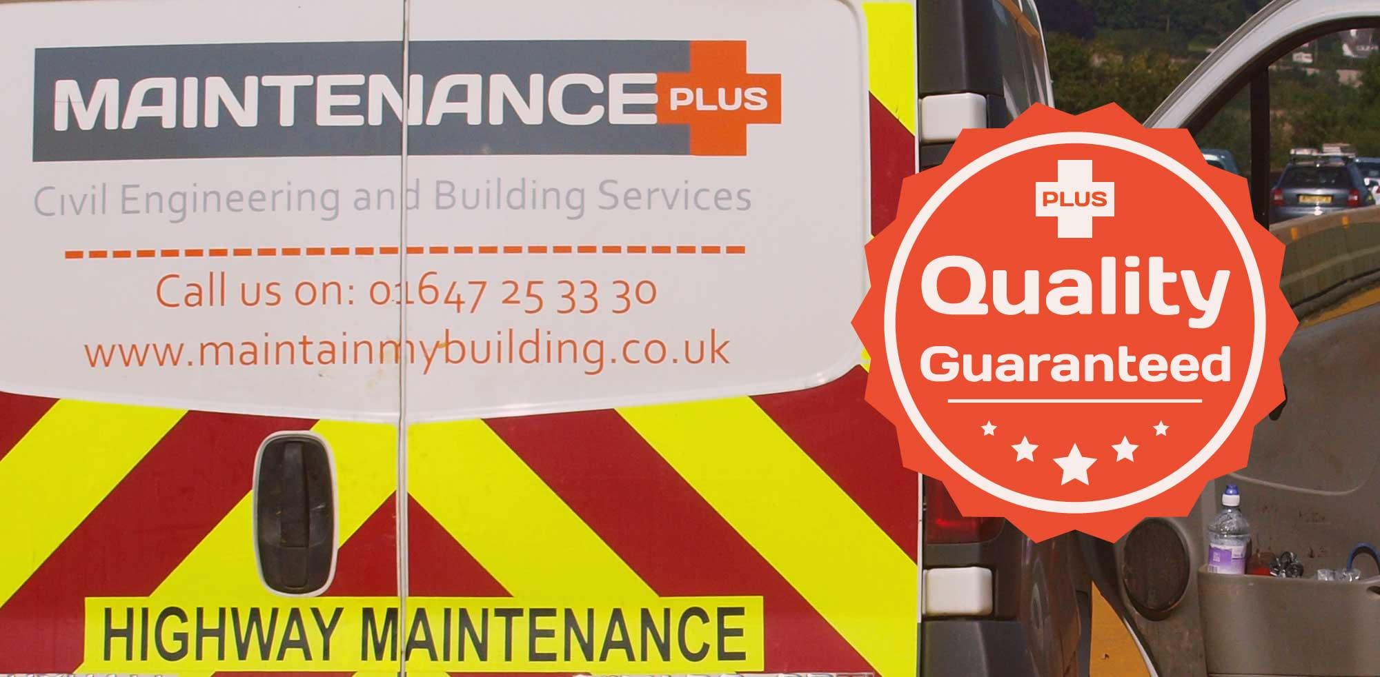 Quality Assurance By Maintenance Plus Ltd