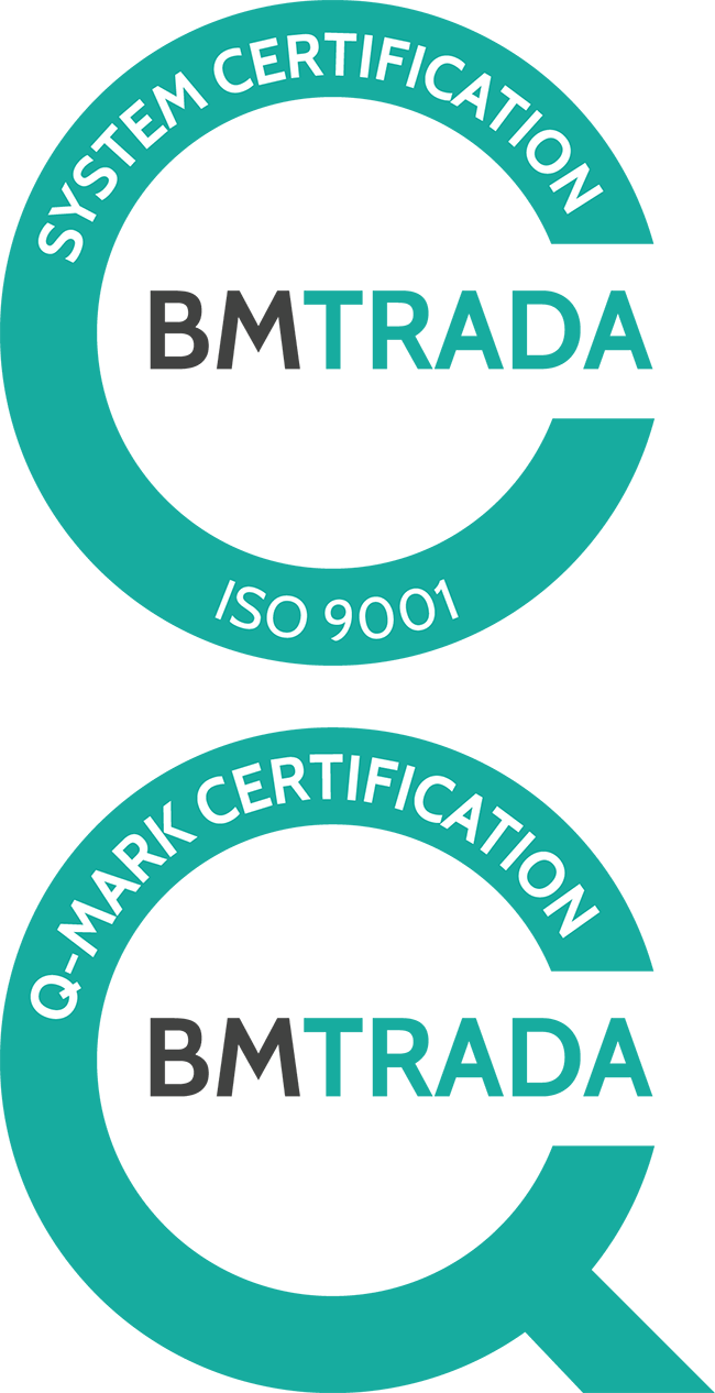 Devon Mainternace Plus Ltd Has MBTRADA System Certification (ISO 9001) and BMTRADA Q-Mark Certification, so your quality is 100% assured.