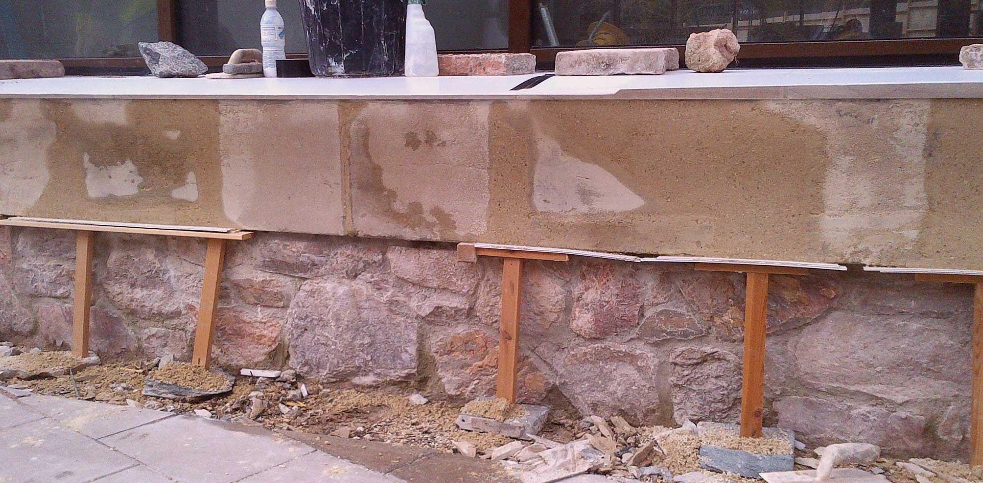 Concrete Repairs By Maintenance Plus Ltd