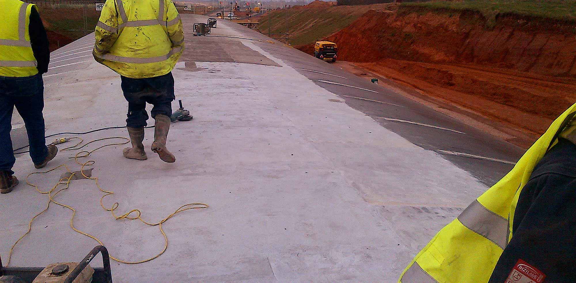 Structural Waterproofing by Maintenance Plus Ltd